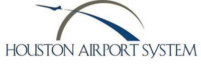 houston airport logo